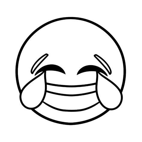 Kleurplaat Em Oji by Leuk Voor Smiley Emoji 0002