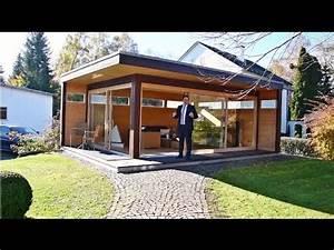 Gartenhaus Mit Lounge : modernes gartenhaus my lounge xl hummel blockhaus youtube ~ Indierocktalk.com Haus und Dekorationen