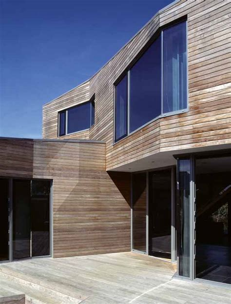 shell house building design4d england e architect