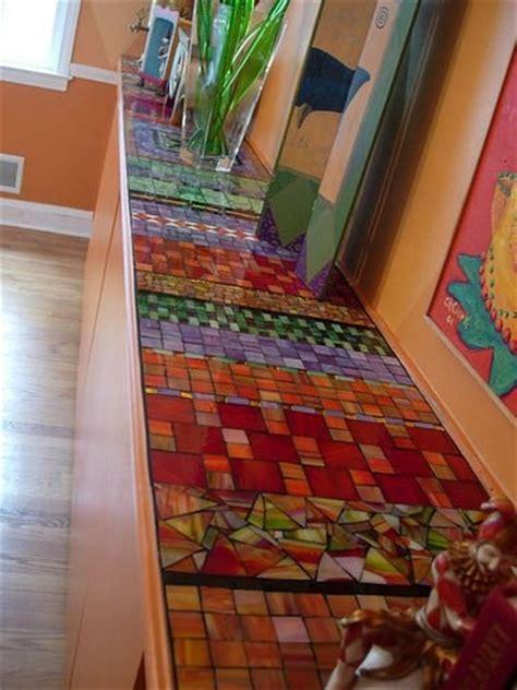 bathroom mosaic tile design ideas