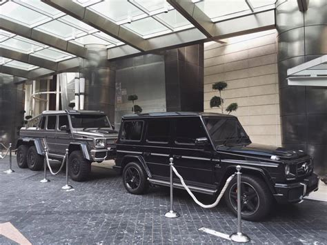 The most common mercedes g63 amg 6x6 material is fiberglass. Brabus G700 6x6. - MBWorld.org Forums