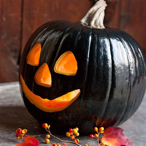painting a pumpkin 25 no carve painted pumpkin ideas a new trend of halloween 2015