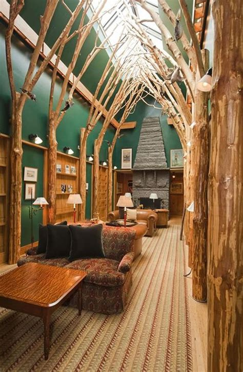 tudor farms  maryland   extravagant treehouse