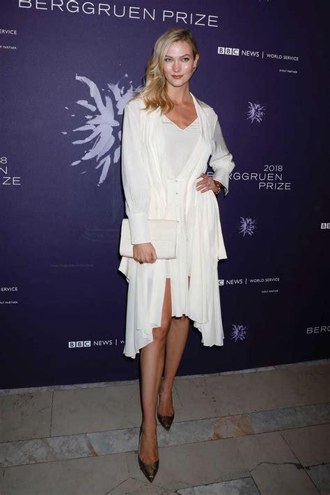 Karlie Kloss Attends The Annual Berggruen Prize Gala