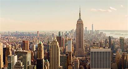 Empire State Building York Skyline Nyc Manhattan