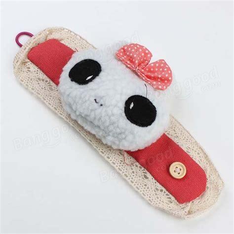 plush animal panda cat rabbit curtain buckle clip