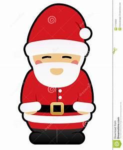 Cute Santa Clipart - Clipart Suggest