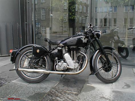 Need Some Advice On Restoring Classic Motorcycles (bsa