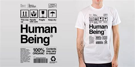 kaos being in human black 25 creative and cool t shirt designs part 2