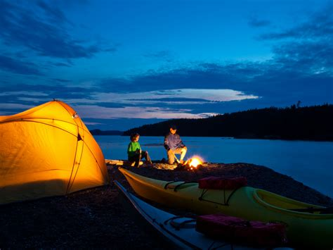 canada campgrounds parks families grapper campground ontario hill park birds kayak dale wilson provincial