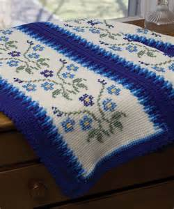 Free Tunisian Crochet Afghan Patterns