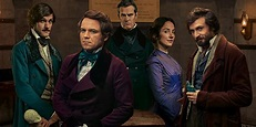 BBC Two orders new comedy Quacks - News - British Comedy Guide