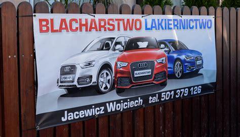 Banery Reklamowe Białystok  New Vision Sc