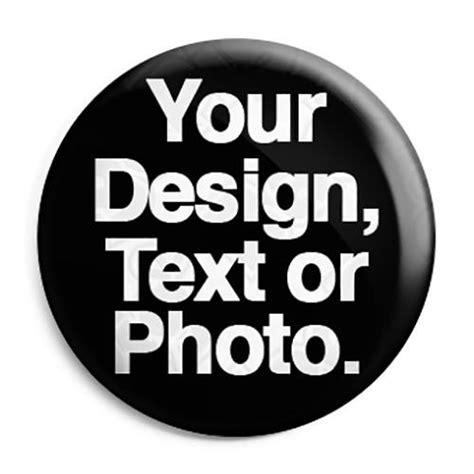 design   button pin badge  custom printing