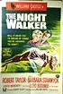 NIGHT WALKER, Original William Castle Horror 1-sheet Movie ...