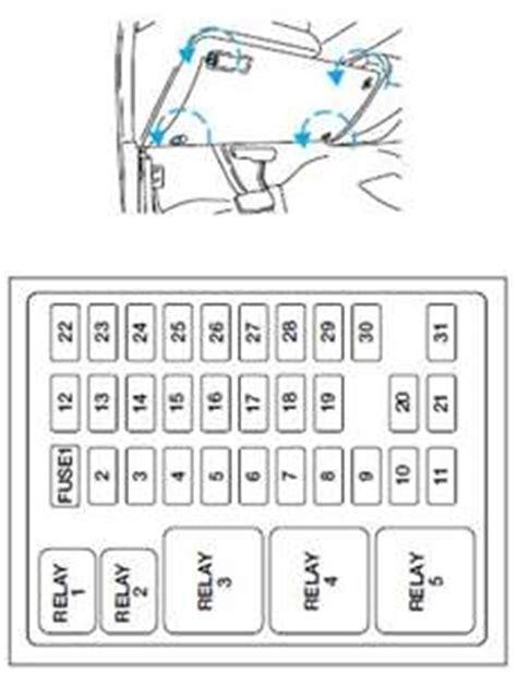 solved fuse box diagram fixya
