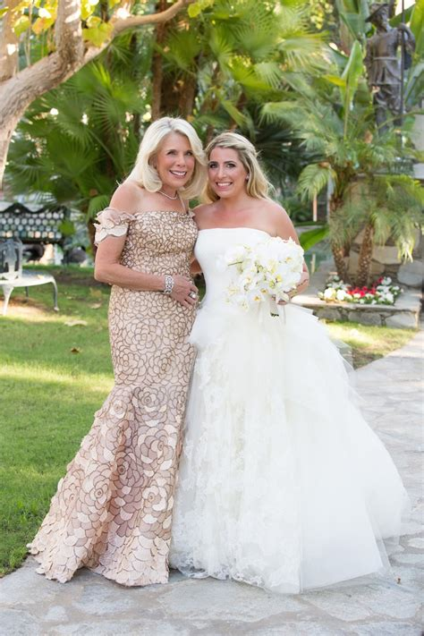 Mothers Photos Champagne Mother of Bride Gown Inside