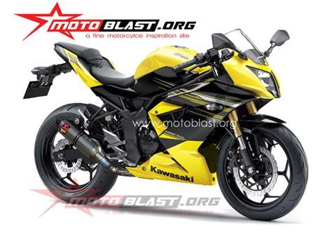 Modifikasi 250 Mono by Konsep Modif Kawasaki 250 Rr Mono Motoblast