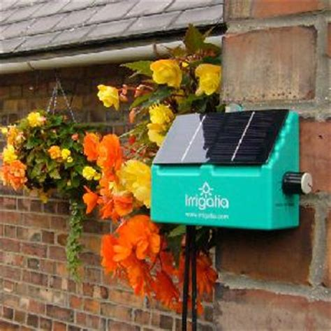 irrigatia solar automatic watering system  watering