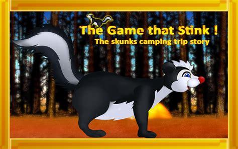 Das Spiel, Das Stinkt! Die Stinktiere Camping-ausflug Geschichte