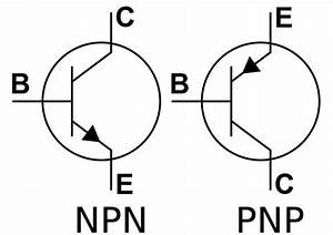 How To Draw A Diagram Of An Npn Transistor