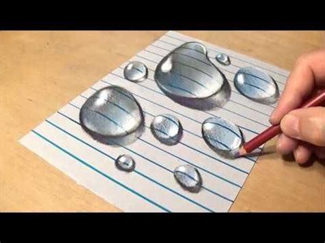 3d Zeichnen by 3d Realistisch Zeichnen Malen Anamorph Glas