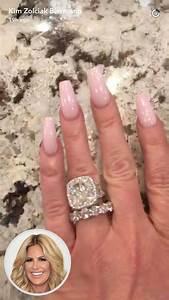 kim zolciak gets 11 carat diamond band from kroy biermann With kroy biermann wedding ring