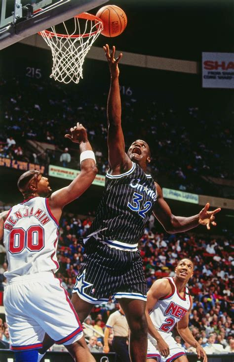 ranking shaquille oneals  magic performances