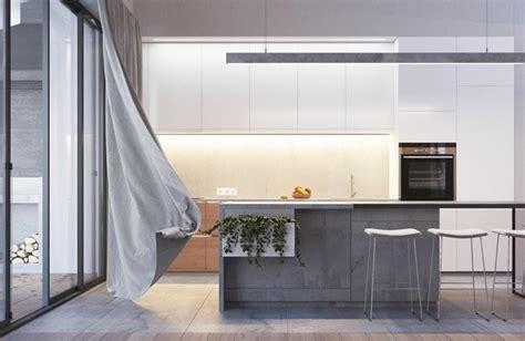planification cuisine modèles de cuisine moderne qui jouent avec la géométrie