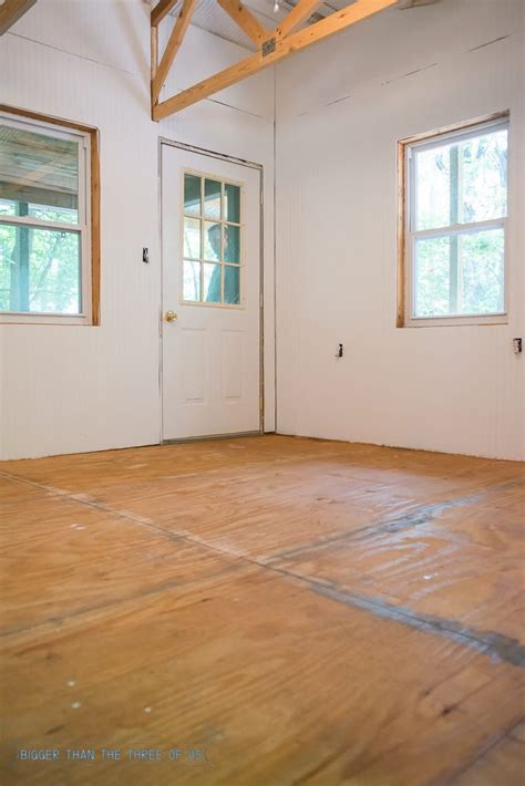 How To Install Laminate Flooring  Bigger Than The Three Of Us