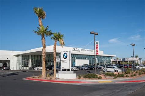 Bmw Of Henderson Car Dealership In Henderson, Nv 89014