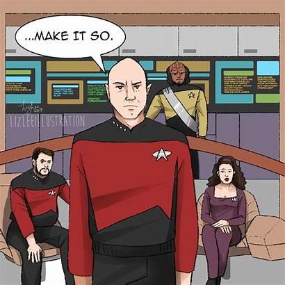 Trek Generation Reblog
