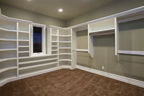 building shelves in closet how we build your home part 9