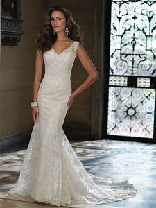 213246 catalina mon cheri bridals With no lace wedding dress