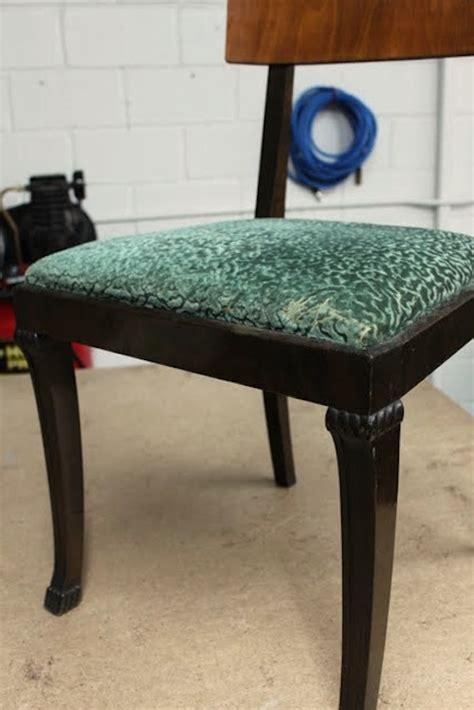 upholstery basics dining chair do design sponge