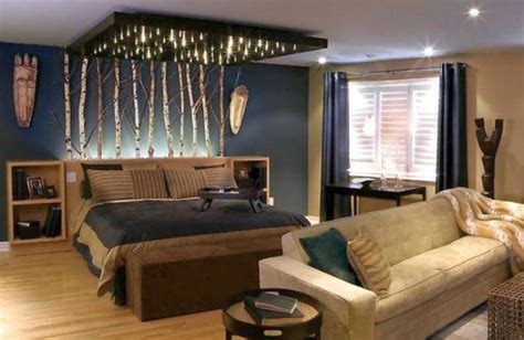 Decorating Ideas For Bachelor by Sporty Bachelor Bedroom Decorating Ideas