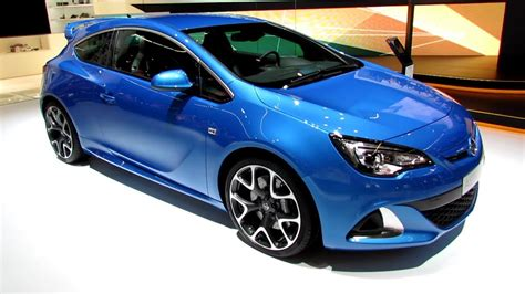 Opel Astra Opc by 2014 Opel Astra Opc Exterior And Interior Wolkaround