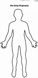 Diagram  Organ Diagram Outline Human Body Blank Picture Of