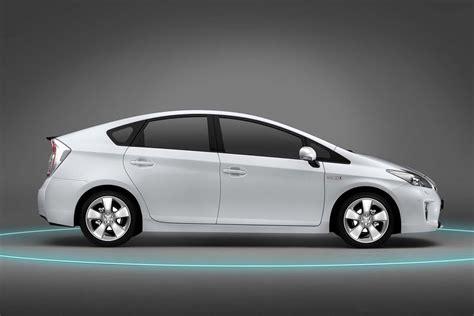 Toyota Prius by 2012 Toyota Prius Hybrid Slowly Sneaks Onto The Show Floor