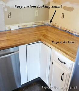 ikea butcher block countertop answers to your questions With what kind of paint to use on kitchen cabinets for heart stickers for facebook