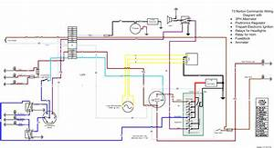 Royal Enfield 250 Wiring Diagram