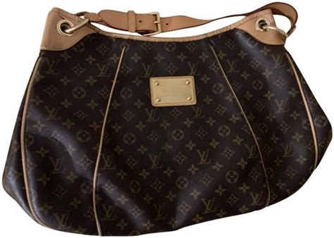 louis vuitton galliera hobo gm monogram canvas logo