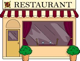 Image result for restaurant clipart