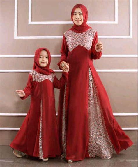 trend baju muslim keluarga modern  berbagai acara mamikos info