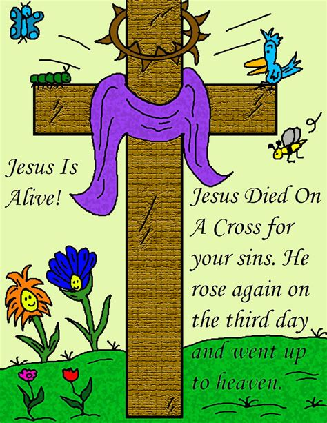free printable easter pictures posters jesus is risen 737 | 6a7b6d2911f83ae498422945ddb0dc78