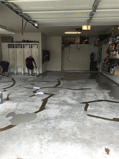 Garage Floor Coating   Crazy Wonderful