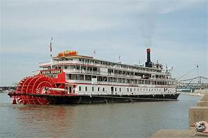 Delta Queen Steamboat Company | Overnight Steamboat ...