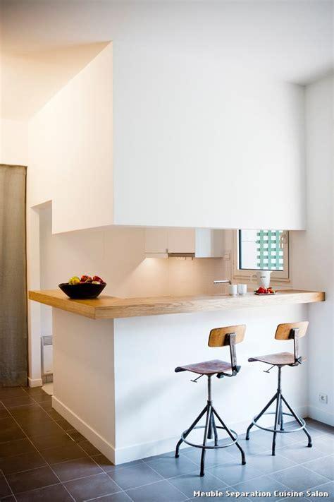 meuble separation cuisine meuble bar separation cuisine maison design bahbe com