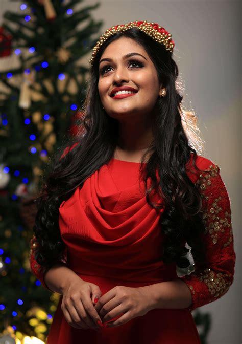 Actress Prayaga Martin Exclusive Xmas Photo Shoot For