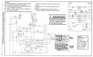 Wiring Diagram For Nordyne Model  S3ba